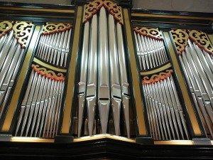 igranje orgel šola Kantilena