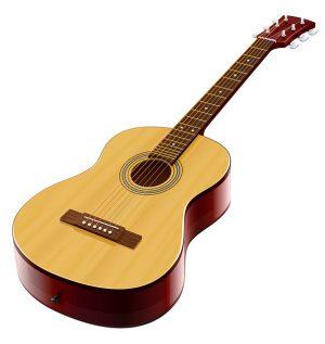 Učenje klasične kitare zasebna glasbena šola